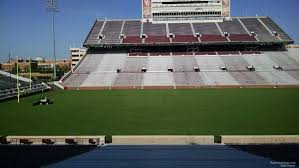 Oklahoma Memorial Stadium Section 32 Rateyourseats Com