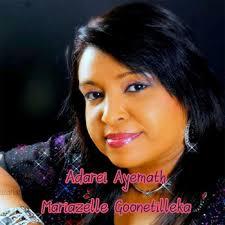 Adarei Ayemath - Mariyasel Gunathilaka - Mariyasel_Gunathilaka_Adarei_Ayemath