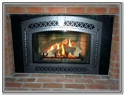 vent free fireplace insert gas fireplace inserts home depot gas vent free electric fireplace inserts