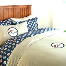 denver broncos bed set broncos bedding set broncos comforter set broncos duvet cover full queen orange