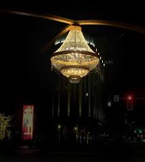 cleveland playhouse square chandelier