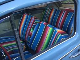 those mexican blanket seat covers