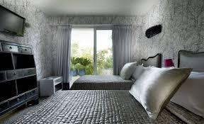 Silver Bedroom Bedroom Wallpaper Master Bedroom Wallpaper Contemporary Bedroom