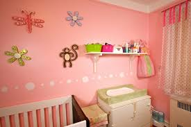 New Decorating Ideas For Baby Girl Nursery