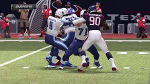 nfl week 4 tennessee ans vs houston texans full game simulation nation