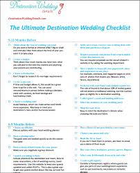 destination wedding checklist destination wedding details Wedding Checklist Of Vendors download the destination wedding checklist wedding checklist of vendors