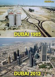 Dubai Before And After 24 Shocking Before After Photos You Wont Believe Are Real Dubai