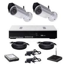 Комплект видеонаблюдения ip регистратор и уличные wi fi  Комплект видеонаблюдения ip регистратор и 2 уличные wi fi видеокамеры covi security nvk