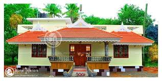 Small Picture New Kerala style Home Design with Plan