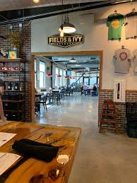 FIELDS & IVY BREWERY, Lawrence - Menu, Prices & Restaurant Reviews -  Tripadvisor