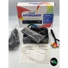 TV box GMA Affordabox Digital Box TV Receiver
