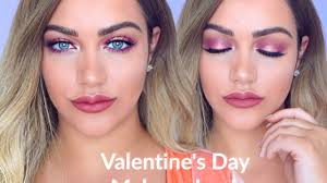 easy rose pink makeup look militza yovanka