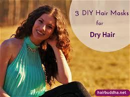 diy hair mask for dry hair