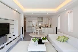 open concept kitchen living room design