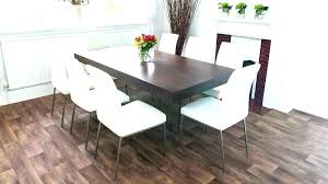 black wood dining table and 6 chairs outstanding stylish design full size of tables dark wooden