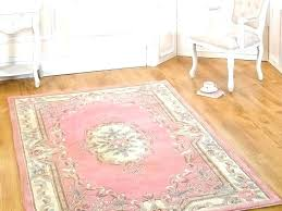 pale pink persian rug pale pink vintage rug fl rugs area indoor outdoor round hooked
