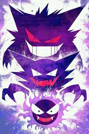 Pokemon Gengar Evolution Chart Gastly Hunter Y Gengar Mi Tipo Fantasma Favorito