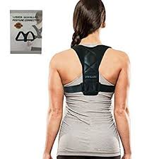 Back Posture Brace Corrector for Women, Men and Teens. Provides Lower Support, Amazon.com: Teens