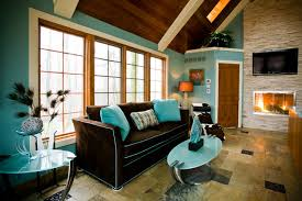 Fresh Chocolate Brown And Turquoise Living Room Ideas Gallery Extraordinary Living Room Turquoise Remodelling