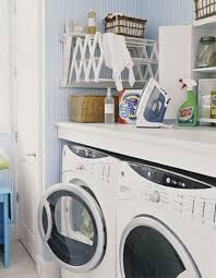Laundry Room: 20 Laundry Room Decoration With Small Space Solutions - Laundry  Room Design