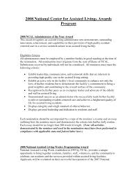 sample resume activities director resume for nursing home - Activities  Director Resume