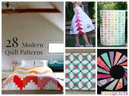83 best Modern Quilt Patterns images on Pinterest   Modern quilt ... & 28 Modern Quilt Patterns and Modern Quilt Ideas Adamdwight.com