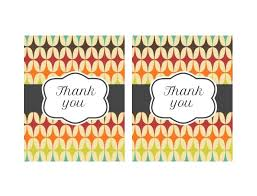 Free Downloads Thank You Cards 30 Free Printable Thank You Card Templates Wedding Graduation