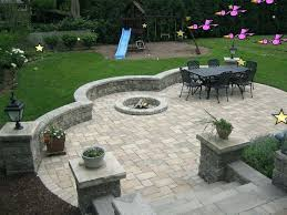 diy patio with fire pit. Stone Patio Fire Pit Best Pits Ideas On Backyard Diy With T