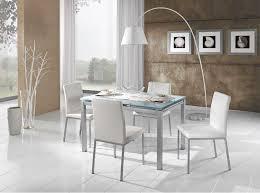 Tavolo Consolle Allungabile Classico : Tavolo da pranzo cristallo classico triseb