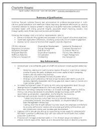 Hr Resume Templates – Andaleco