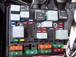 pontiac grand am questions pontiac grand am wont stay running the picture shows the 5th generation under hood fuse box the relays are the same and you can swap them around to see if they work