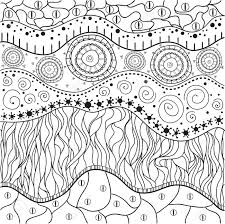 Art Patterns Stunning Abstract Eastern Pattern Zentangle Hand Drawn Isolated Texture