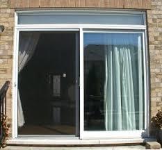 sliding patio door screens outdoor