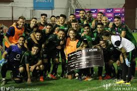 San Martín de San Juan sigue adelante en la Copa Argentina | Towla 24