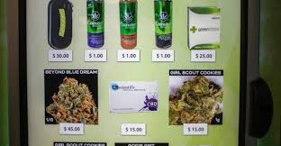 Dispensary Vending Machine Mesmerizing Marijuana Sold In Vending Machines May Be Happening Soon ⋆ The