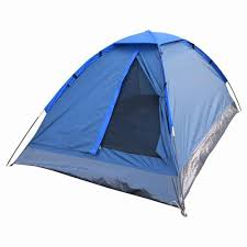 proHT 2-Person Dome Tent in Blue-04001 - The Home Depot