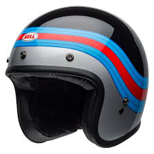 Bell 500 Helmet Size Chart Bell Custom 500 Pulse Open Face Helmet