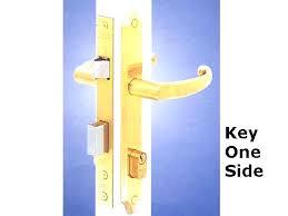 full image for andersen door lock replacement parts sliding door lock replacement singapore sliding glass door