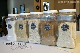 Kitchen Storage Canisters Clean And Organize Your Kitchen Part 4 Eat Pray Create