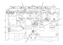engine pressure sensor open or short circuit test c7 and c9 illustration 2 g01121143