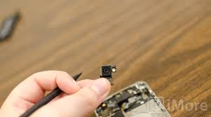 how to replace the dock connector in an iphone 4s imore once you unclip the seven cables you can lift the rear facing camera directly out of the iphone it was only connected by one cable