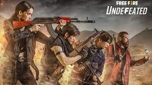 Free Fire (FF) Releases New Live Action Film, UNDEFEATED! – Netral.News