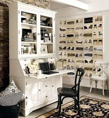 computer armoire desk home decor furniture at white