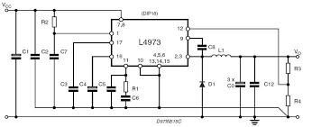 EVAL4973: 5.1V @ 3.5A, <b>8</b> - <b>55V</b> in | DigiKey Electronics