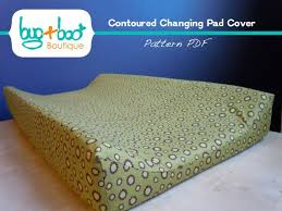 Changing Pad Cover Pattern