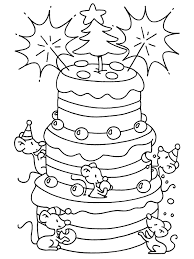 Verjaardag Kleurplaat Oma Verjaardag Cheque Free Coloring Pages