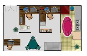 ▻ Kitchen  18 Building Plans Office Layout Plan Ground Office Office Floor Plan Maker