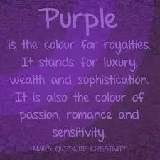 Purple Quotes Simple Quotes About Purple 48 Quotes