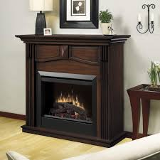 dimplex holbrook traditional electric fireplace bathroom mantle with inch firebox burnished walnut home kitchen potbelly stove