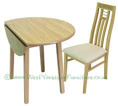 37 inch diameter drop leaf table